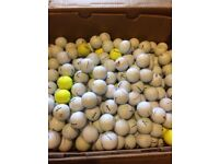 Golf balls 463 in total