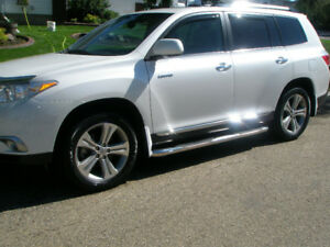 Toyota Highlander Limited SUV, Crossover