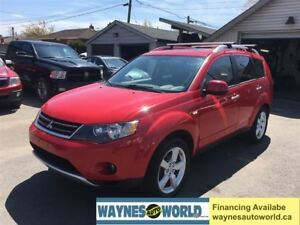 2007 Mitsubishi Outlander XLS ***LOADED & 7 PASSENGERS**