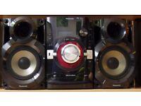 Panasonic Hi-Fi Sound System