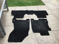 Car mats for koleos Renault