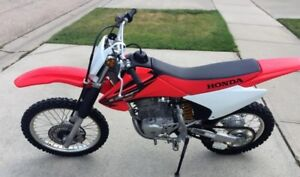 2005 Honda Crf150F Dirt Bike in Excellent Condition