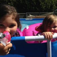 Nanny Wanted - 19 Days Of Summer Care For 2 Energetic Girls