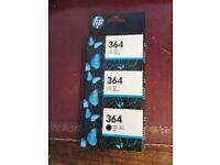 HP 364 Black Original Ink Cartridge (CB316EE ABE)