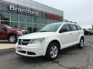 2013 Dodge Journey Canada Value Pkg