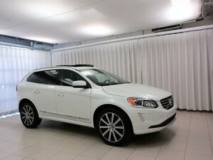 2014 Volvo XC60 T6 AWD SPORT PACKAGE w/ NAV, MOONROOF & HEATED L