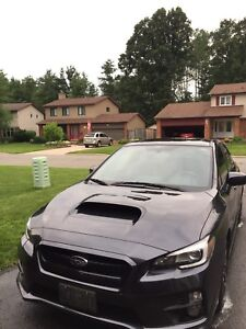 2015 WRX Sport-Tech Priced to Sell