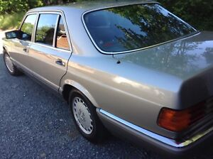 Best original condition 86 Mercedes anywhere
