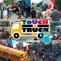 Touch-A-Truck: Presented by Midway Nissan