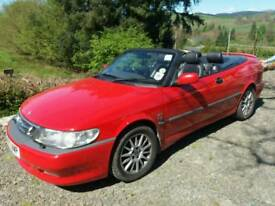 saab 93 convertible aero turbo