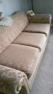 queen size bed couch for free good for a cottage