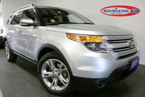 2013 Ford Explorer LIMITED3.5L V6
