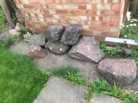 Garden Rockery Rocks
