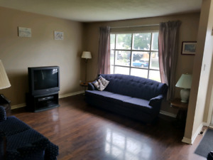 Furnished Rooms available for rent in a quiet neighborhood.