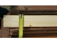 Newel Posts 1.5m x 90mm (2 off)