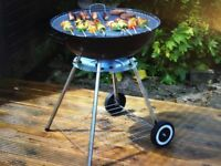46cm Kettle type Charcoal BBQ