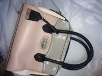 Jasper J Conran faux leather handbag