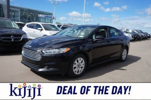 2014 Ford Fusion SE Accident Free,  Heated Seats,  Bluetooth,  A