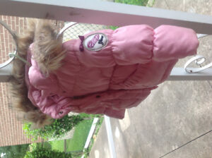 Girls Geox Winter Coat