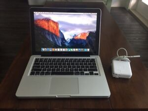 """2011 MacBook Pro 13"""" (Considering Offers + Trades for iPad + $)"""