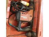 Hilti te25 rotary hammer drill