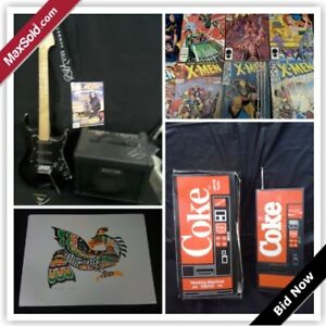 Vancouver Downsizing Online Auction - East 51st Avenue(July 26)