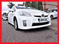 (UK Prius)-- 2011 Toyota Prius 1.8 Hybrid T3 HyBrid Auto -- Part Exchange OK -- UK PRIUS ok for PCO