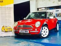 MINI 1.6I 16V COOPER CHILI PACK LOW MILEAGE PANORAMIC ROOF