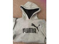 Boys Puma Hoody
