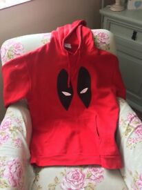 Men's Marvel Deadpool hoodie