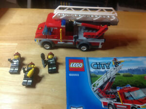 Lego Fire Emergency Set