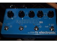 TC Electronic Flashback X 4 Delay And Looper