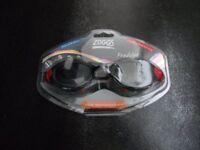 New ZOGGS PREDATOR POLARIZED Swimming Goggles Triathlon Outdoor NEW ADVANCED FIT