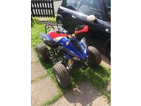 110cc quad £270 if gone today