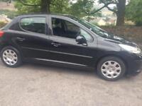 Peugeot 207 HDI 1.4 Diesel, £30 years tax, 10 months MOT