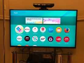 "Panasonic 4K 40"" LED SMART Freeview HD TV Wi-Fi"