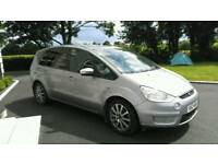 2009 Ford smax s max 1.8 zetec 1 yr MOT 7 seater not touran galaxy