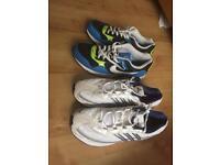 airmax and addidas