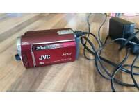 JVC high definition camcorder