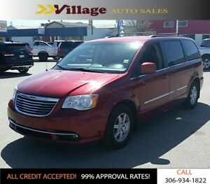 2011 Chrysler Town & Country Touring Bluetooth, Hands Free Ca...