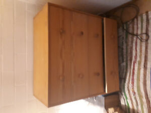 Desk, cabinet, coffee table, dresser, kitchen table