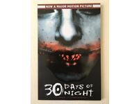 30 Days of Night & 30 Days of Night: Dark Days - Graphic Novels - Mint Condition