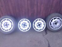 Volkswagen VW Golf Pirelli P Slot 14 Inch Alloy Wheels