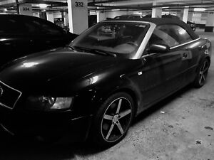 AUDI A4 2005 CABRIOLET FOR SALE