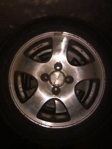 """Acura GSR 15"""" Wheels 4x100"""