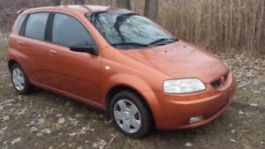 2004 Pontiac Wave Hatchback