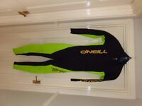 O'neill wetsuit adult small