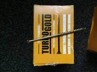 1 Boxes of 6.0 x 140mm wood screws NEW BOX
