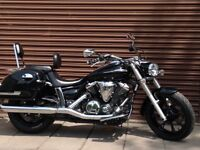Yamaha XVS 950A Midnight Star. Only 6170miles. Delivery Available *Credit & Debit Cards Accepted*