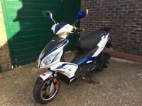 Lexmoto FMR 125 moped